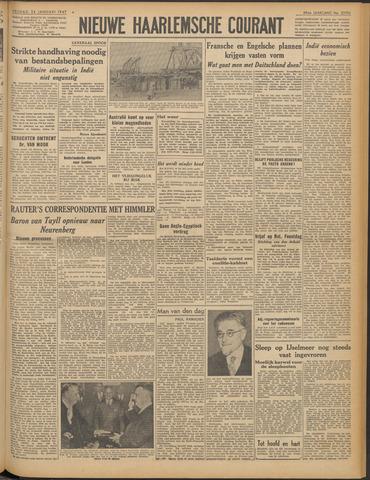Nieuwe Haarlemsche Courant 1947-01-24
