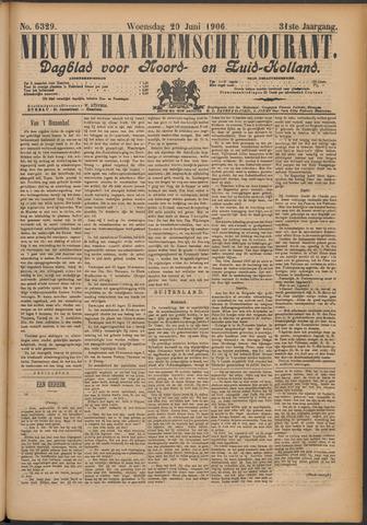 Nieuwe Haarlemsche Courant 1906-06-20