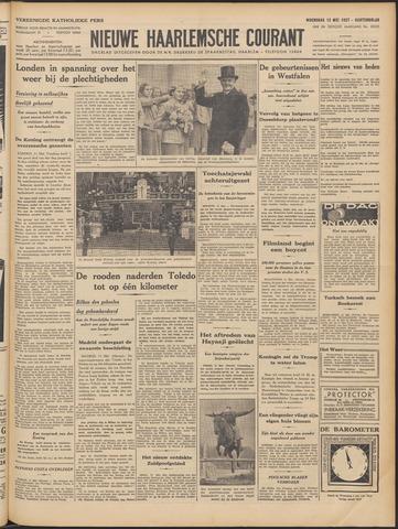Nieuwe Haarlemsche Courant 1937-05-12