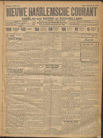 Nieuwe Haarlemsche Courant 1914-04-03
