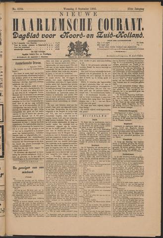 Nieuwe Haarlemsche Courant 1902-09-03