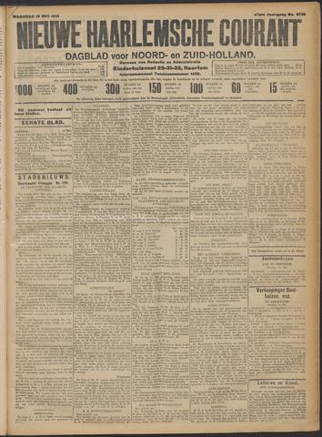 Nieuwe Haarlemsche Courant 1912-05-13