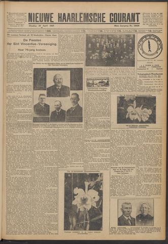 Nieuwe Haarlemsche Courant 1925-04-28