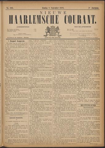 Nieuwe Haarlemsche Courant 1878-09-08