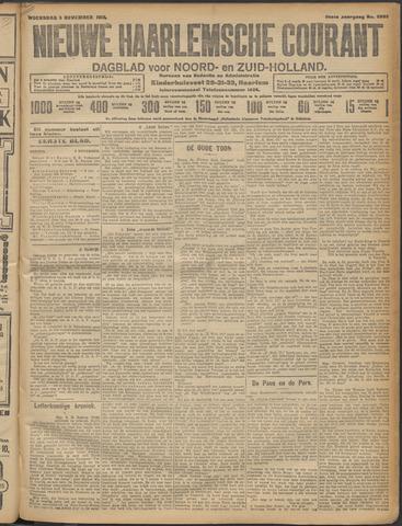 Nieuwe Haarlemsche Courant 1913-11-05