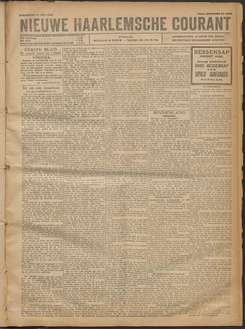 Nieuwe Haarlemsche Courant 1920-07-15