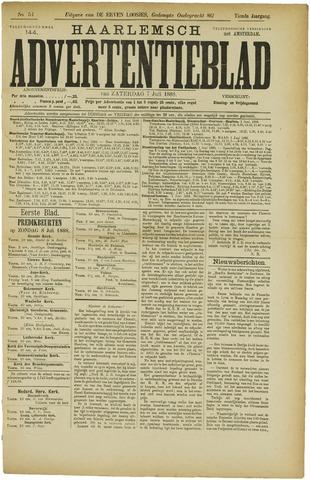 Haarlemsch Advertentieblad 1888-07-07