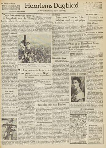 Haarlem's Dagblad 1950-08-21