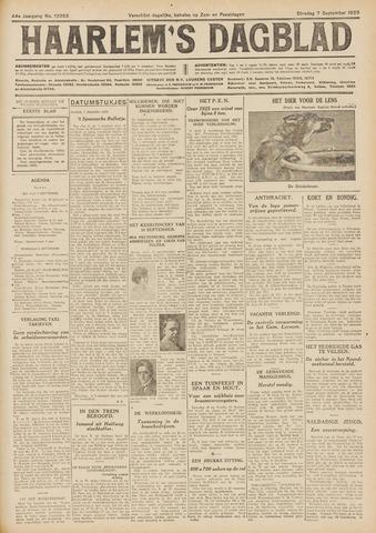 Haarlem's Dagblad 1926-09-07