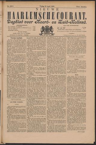 Nieuwe Haarlemsche Courant 1898-04-29