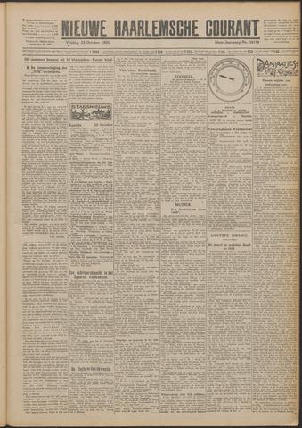 Nieuwe Haarlemsche Courant 1925-10-23