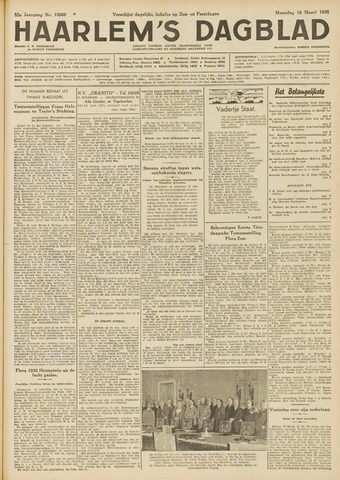 Haarlem's Dagblad 1935-03-18