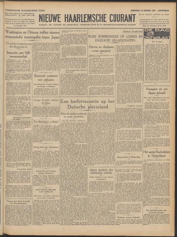 Nieuwe Haarlemsche Courant 1940-10-10