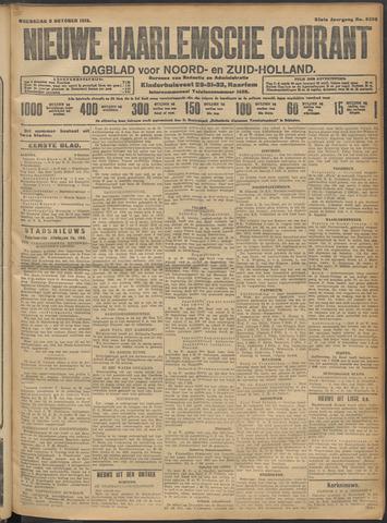 Nieuwe Haarlemsche Courant 1913-10-08