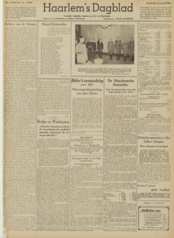 Haarlem's Dagblad 1941
