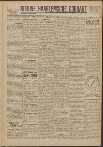 Nieuwe Haarlemsche Courant 1925-01-07