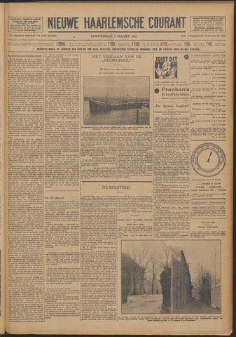 Nieuwe Haarlemsche Courant 1931-03-05