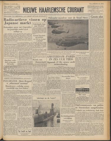 Nieuwe Haarlemsche Courant 1954-03-17