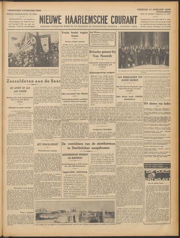 Nieuwe Haarlemsche Courant 1935-01-11