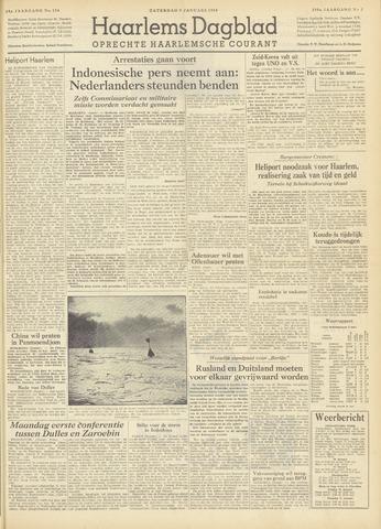 Haarlem's Dagblad 1954-01-09