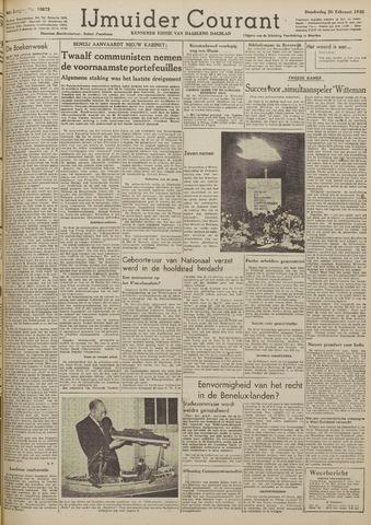 IJmuider Courant 1948-02-26