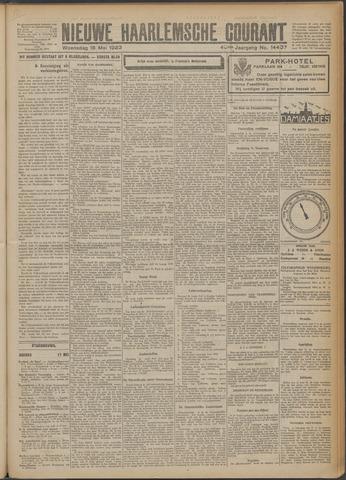 Nieuwe Haarlemsche Courant 1923-05-16