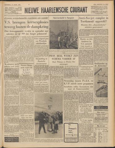 Nieuwe Haarlemsche Courant 1959-03-19