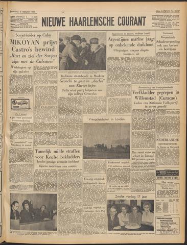 Nieuwe Haarlemsche Courant 1960-02-08