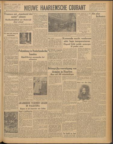 Nieuwe Haarlemsche Courant 1947-01-07