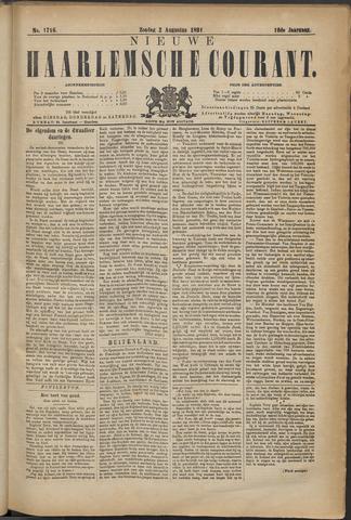 Nieuwe Haarlemsche Courant 1891-08-02