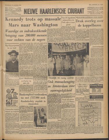 Nieuwe Haarlemsche Courant 1963-08-29