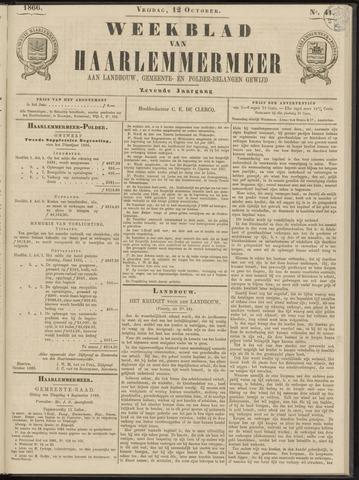 Weekblad van Haarlemmermeer 1866-10-12