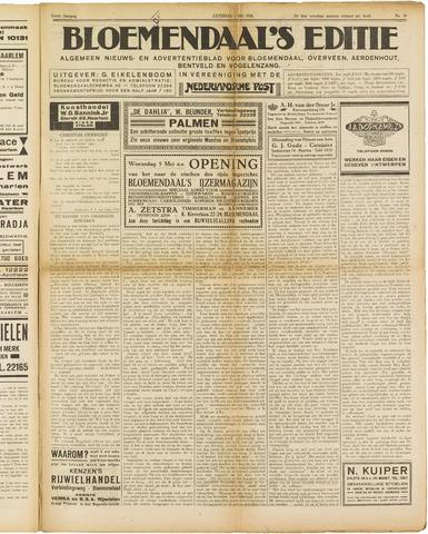 Bloemendaal's Editie 1926-05-01