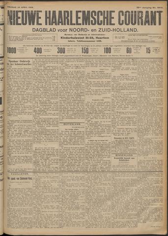 Nieuwe Haarlemsche Courant 1908-04-24