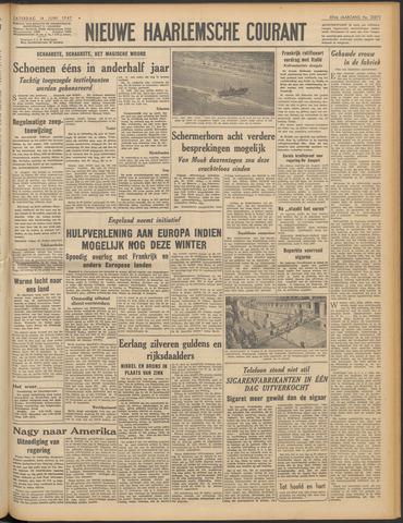 Nieuwe Haarlemsche Courant 1947-06-14