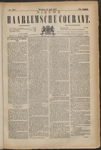 Nieuwe Haarlemsche Courant 1892-04-13