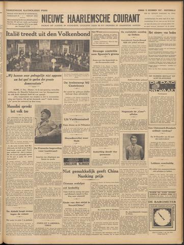 Nieuwe Haarlemsche Courant 1937-12-12