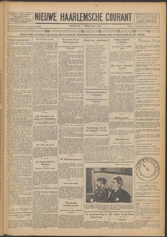 Nieuwe Haarlemsche Courant 1930-02-04