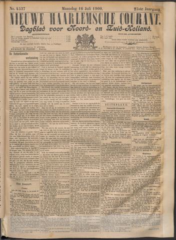Nieuwe Haarlemsche Courant 1900-07-16