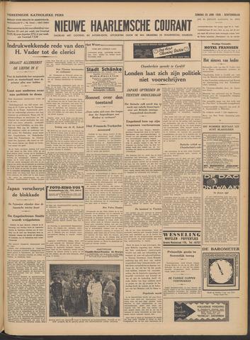 Nieuwe Haarlemsche Courant 1939-06-25