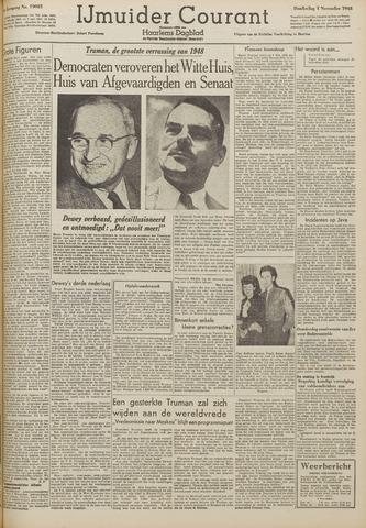 IJmuider Courant 1948-11-04