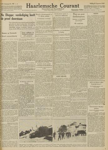 Haarlemsche Courant 1942-08-21