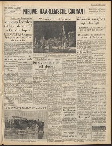 Nieuwe Haarlemsche Courant 1955-08-08