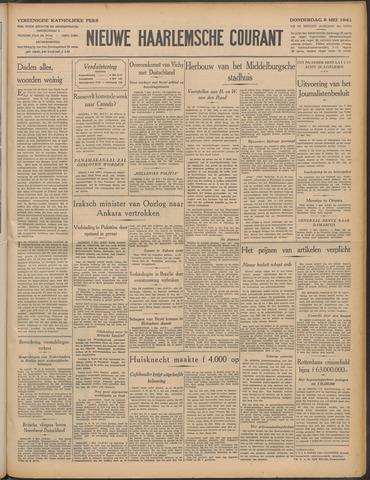 Nieuwe Haarlemsche Courant 1941-05-08