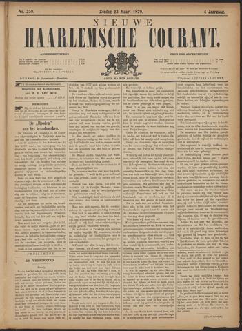 Nieuwe Haarlemsche Courant 1879-03-23