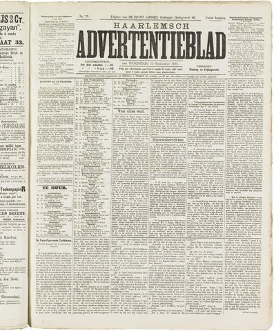 Haarlemsch Advertentieblad 1882-09-13