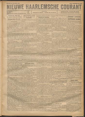 Nieuwe Haarlemsche Courant 1920-10-29