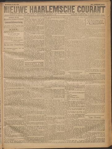 Nieuwe Haarlemsche Courant 1919-07-21