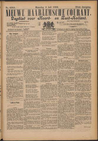 Nieuwe Haarlemsche Courant 1906-07-09
