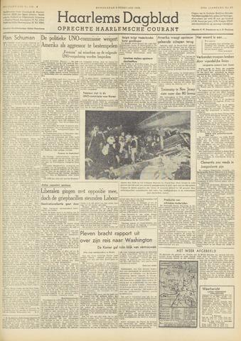 Haarlem's Dagblad 1951-02-08